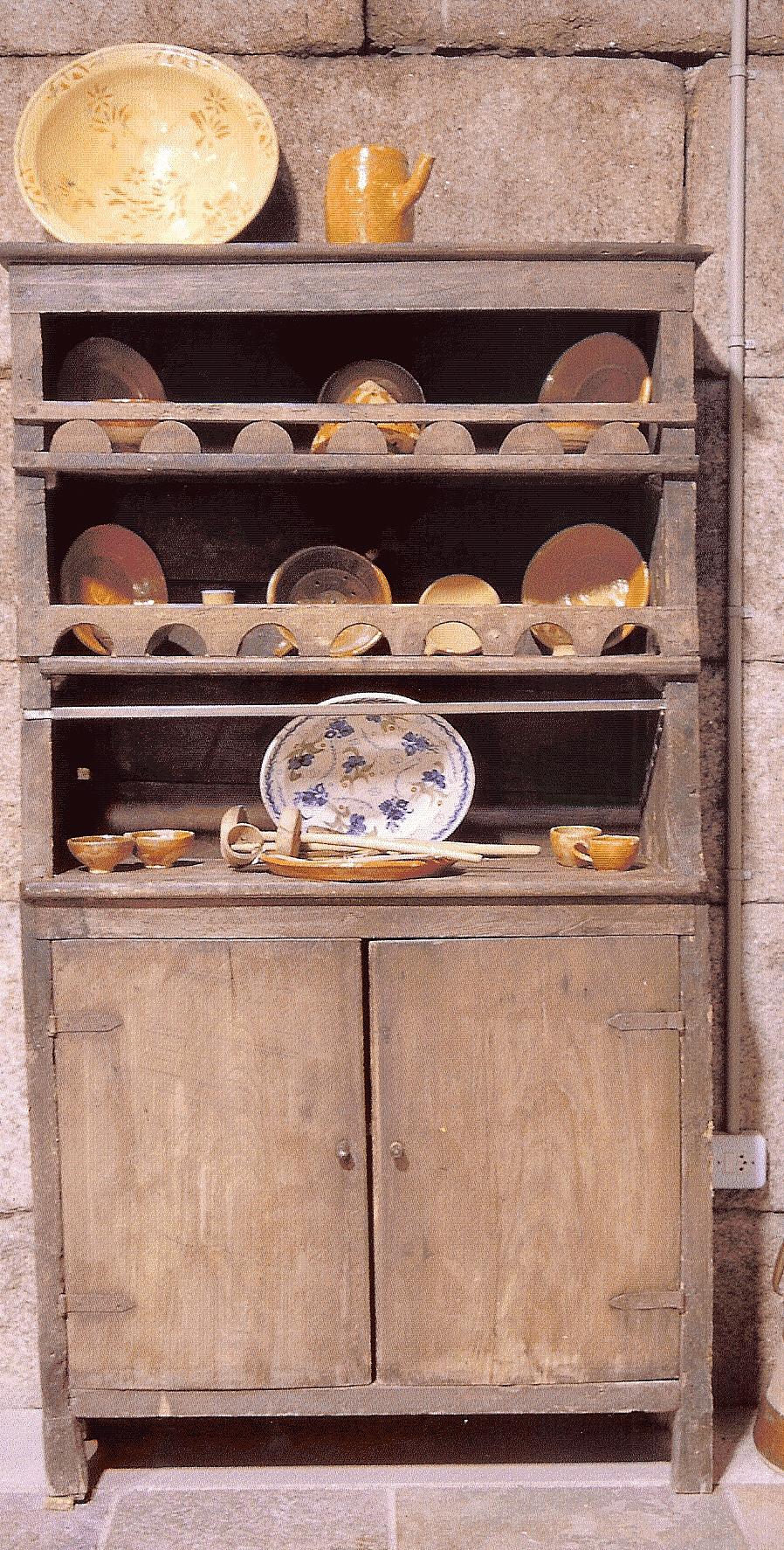 Alacenas de cocina antiguas dise os arquitect nicos for Cocinas de hierro antiguas